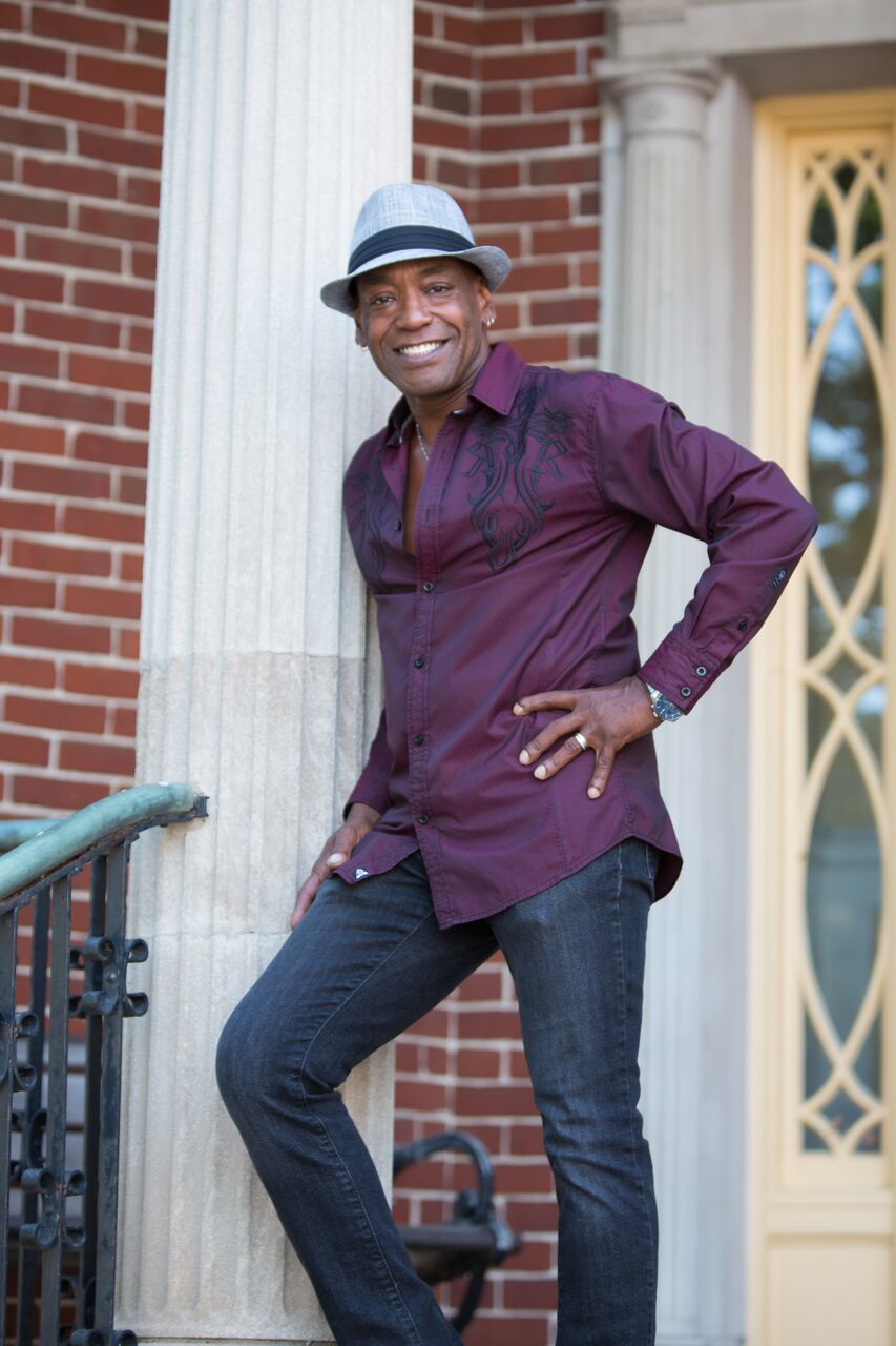 3a39016f065ec6 1805:Loren Michaels Harris strives to motivate, inspire, and uplift ...
