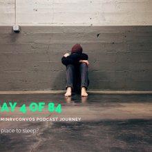 12minrvconvos podcast journey Day 4 of 84