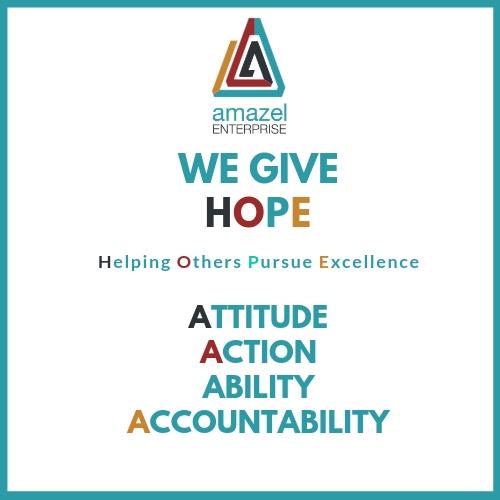 Amazel Enterprise We give hope