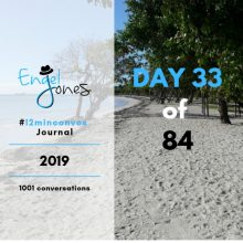 #12minconvos podcast with Engel Jones Day 33 of 84-2